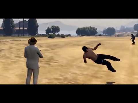 SI TE RIES PIERDES (NIVEL GTA 5) - VIDEOS RANDOM (GTA V) #2