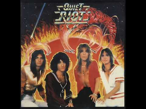 Quiet Riot - Get Your Kicks