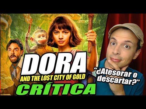 Crítica DORA AND THE LOST CITY OF GOLD - Reseña de la Película Dora y la Ciudad Perdida