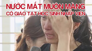 Nước mắt muộn màng của cô giáo đánh học sinh nhập viện ở Hải Phòng