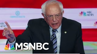 What Last Night's Debate Could Mean For Bernie Sanders | Morning Joe | MSNBC