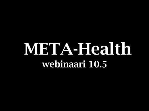 META-Health webinaari
