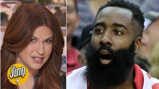 Rockets vs. Spurs got weird -- REALLY weird | The Jump
