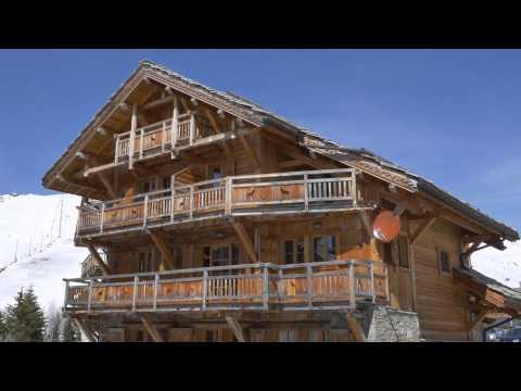 VIP SKI Chalet CLUB Chateau - Alpe d'Huez