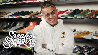 Lil Skies Goes Sneaker Shopping With Complex
