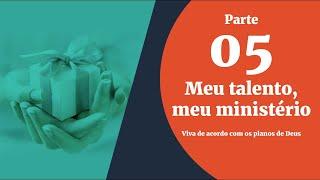 11/09/19 - Bênçãos sem Medida - Parte 05 - Meu talento, meu ministério - Svtlana Meder