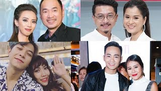 4 Cặp đôi nổi tiếng Làng Hài showbiz Việt khiến nhiều người ngưỡng mộ - TIN GIẢI TRÍ