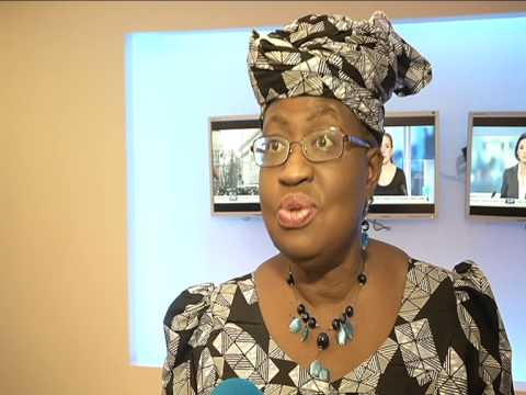 "Ngozi Okonjo-Iweala : "" I Love Being A Woman"" - #ActuElles - Smashpipe News"