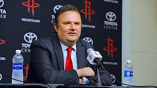 GM Daryl Morey: Rockets Came Close to Trading Into 1st Round of Draft | The Rich Eisen Show