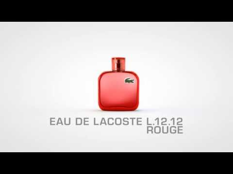 Lacoste EAU DE L.12.12 Rouge EDT 100ml (For Men)