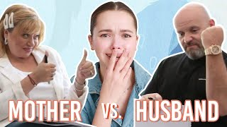 WHO KNOWS ME BETTER?! | My Mother or My Husband?!