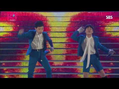[K팝스타콘서트] 보이프렌드_Swing Baby