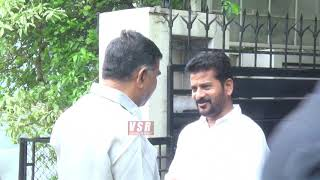Revanth Reddy turns a key person in Jaipal Reddy's house!..