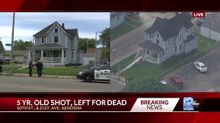 5-year-old boy fatally shot, abandoned at hospital