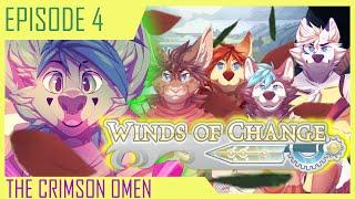 THE CRIMSON OMEN || Winds of Change #4