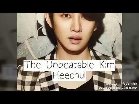 The Unbeatable Kim Heechul