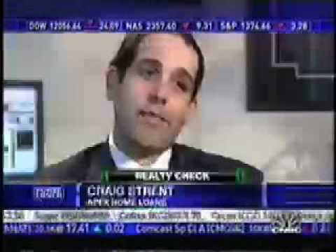 CNBC: Craig Strent comments on high foreclosure rates