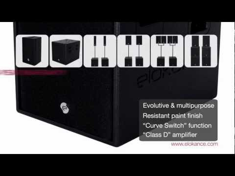 Presentation Elokance - Gamme ELO (EN)