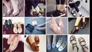 Các loại giày đẹp 2017
