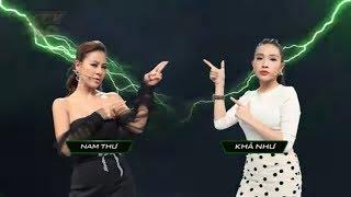 Hotgirl làng hài Nam Thư đối đầu hotgirl làng ế Khả Như | NHANH NHƯ CHỚP | TẬP 25 | 14/9/2019 #NNC