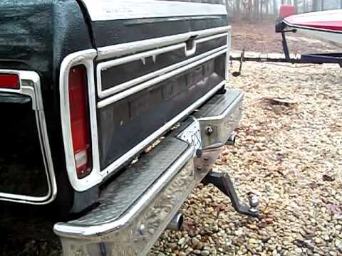 1979 ford pickup lariat 4x4 Musica Movil | MusicaMoviles.com
