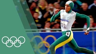 Cathy Freeman wins 400m gold - On This Day September 25