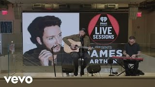 James Arthur - Say You Won't Let Go (iHeartRadio Live Sessions on the Honda Stage)