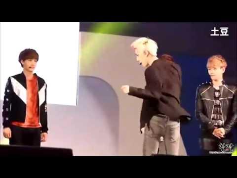 EXO-K's Sehun's funny dance