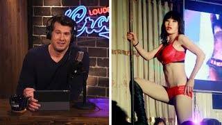 HILARIOUS: Chinese Funeral Strippers Anger Communist Govt!   Louder With Crowder