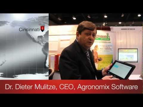 Plant Breeding Software from Agronomix - AGROBASE Tablet™