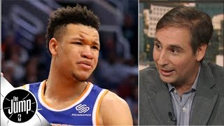 The Knicks aren't confusing, they just stink! - Zach Lowe | The Jump