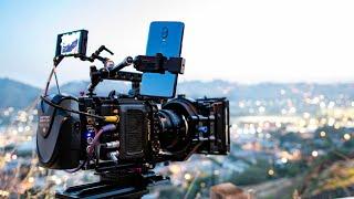 OnePlus 6 vs Hollywood Movie Camera Arri Alexa