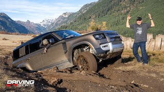 2020 Land Rover Defender 110 Review and Off-Road Test
