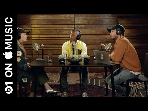 Maggie Rogers and Pharrell on hiking after Alaska got big [Preview] | Beats 1 | Apple Music