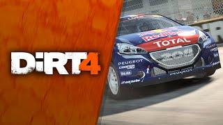 DiRT 4 - World Rallycross Játékmenet Trailer