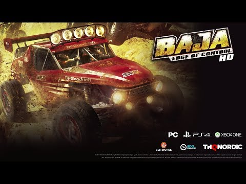 Baja: Edge of Control HD Trailer