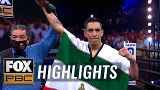 Juan Macias Montiel dispatches James Kirkland in less than two minutes | HIGHLIGHTS | PBC ON FOX