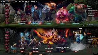 DOTA 2 - Tigers VS Fanatic THE CHONGQING MAJOR