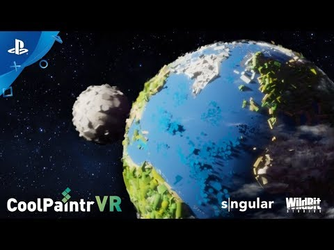 CoolPaintr VR Trailer