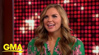 Hannah Brown reveals she wants Tyler C. to be 'part of her life' l GMA