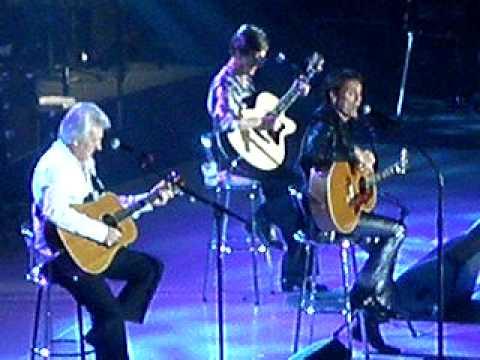 Cliff Richard &Shadows Copenhagen 21nov09-Time drags by