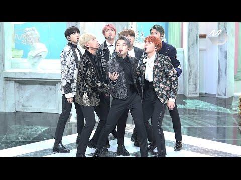 [MPD직캠 4K] 방탄소년단 직캠 피 땀 눈물 BTS Blood Sweat & Tears Fancam @엠카운트다운_161013