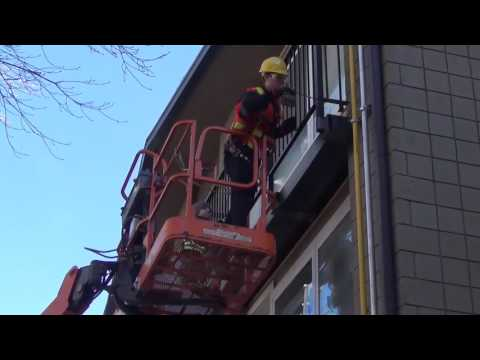 Apartments for rent Calgary - Merante Manor Infrastructure Upgrades