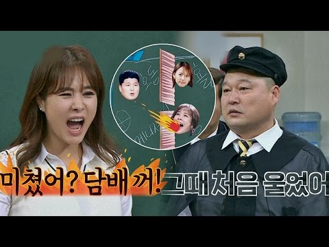 (싸펑피펑) 핑클 시절, 천하의 강호동(Kang Ho Dong)을 울린 옥주현(Ok Joo Hyun)의 사자후! 아는 형님(Knowing bros) 73회