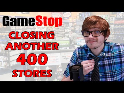 GameStop Closing Another 450 Stores and Loses $111 Million