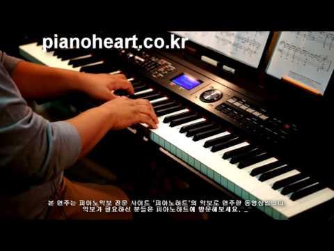 [응답하라 1988OST] 이적(Lee Juk) - 걱정말아요 그대(Don't Worry) 피아노 연주와 악보(piano cover and sheet)