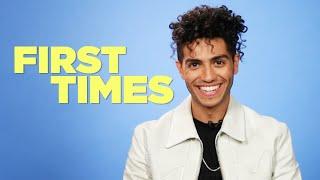 """""""Aladdin"""" Star Mena Massoud Tells Us About His First Times"""