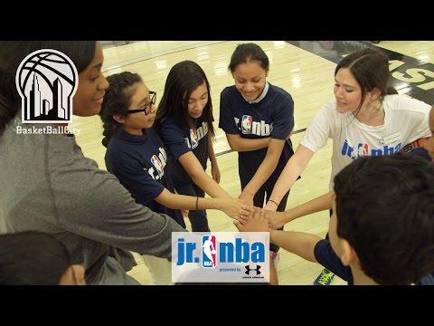 "NBA Cares/Jr. NBA - 15th annual ""Principal for a Day"" program"