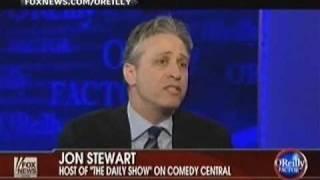Jon Stewart vs. Bill O'Reilly : What Fox Edited Out
