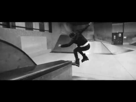Video NOMADES MATHIAS SILHAN 64mm / 90A Wheel Black [x4]